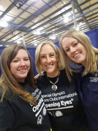 Special Olympics Vision Screening   Eye Doctor   Olathe, KS